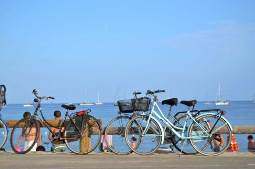 Biciclette a Marina di Campo