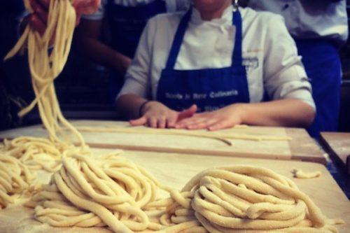 Pici a mano Cordon Bleu Firenze
