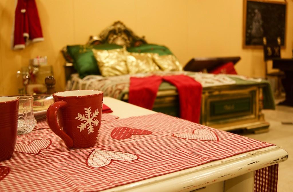 Paese di Babbo Natale a Chianciano Terme Casa Babbo Natale