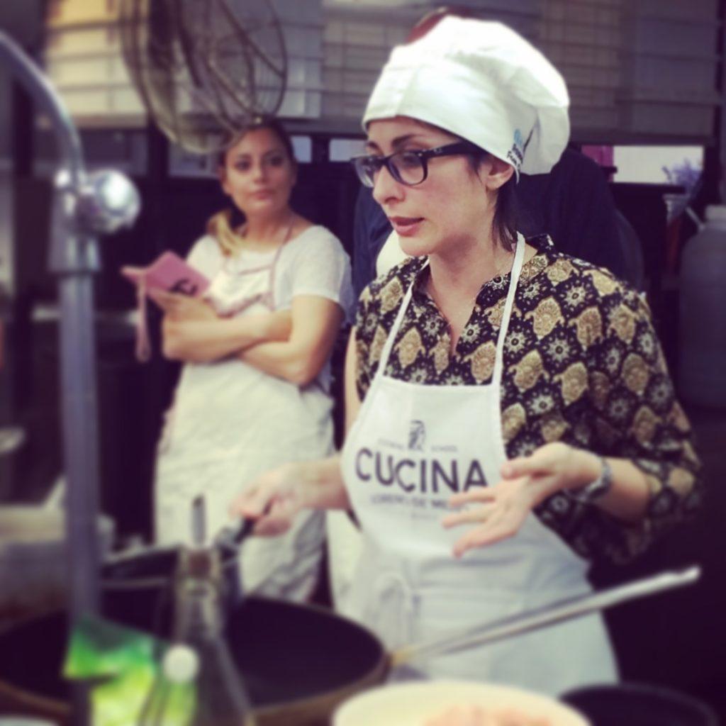Chiara Brandi Corsi di Cucina