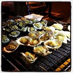 steet oyster Guangzhou
