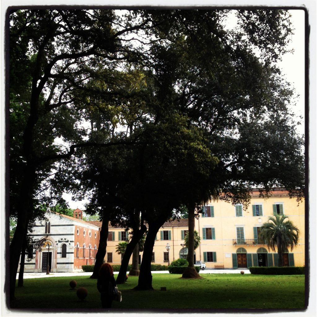 villa borbone viareggio