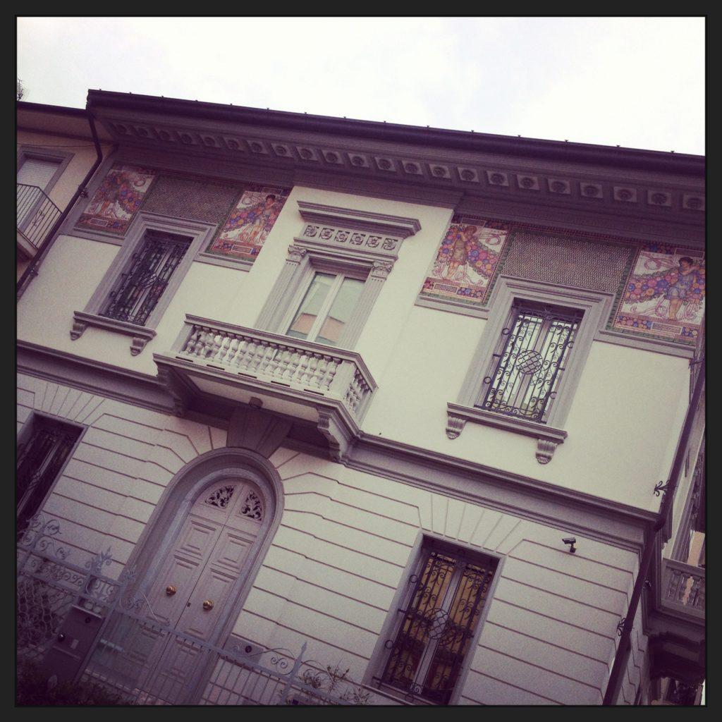 villa liberty viareggio