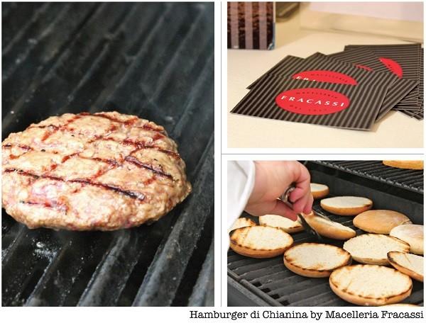 Hamburger chianina Fracassi