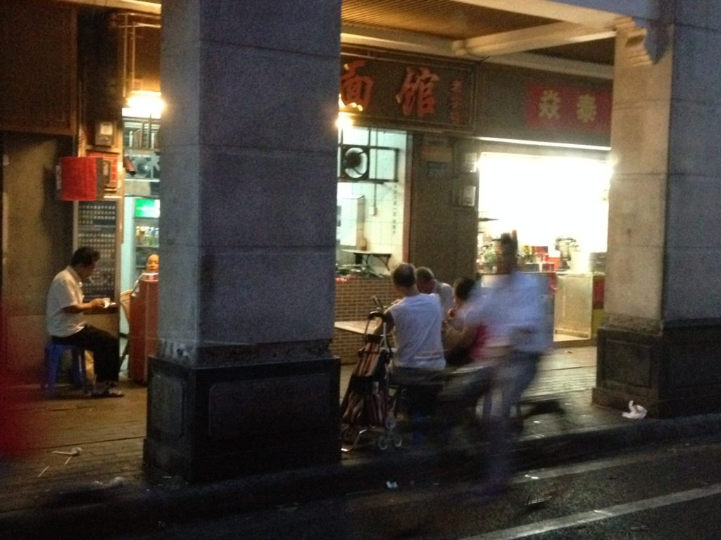 Streetfood Guangzhou
