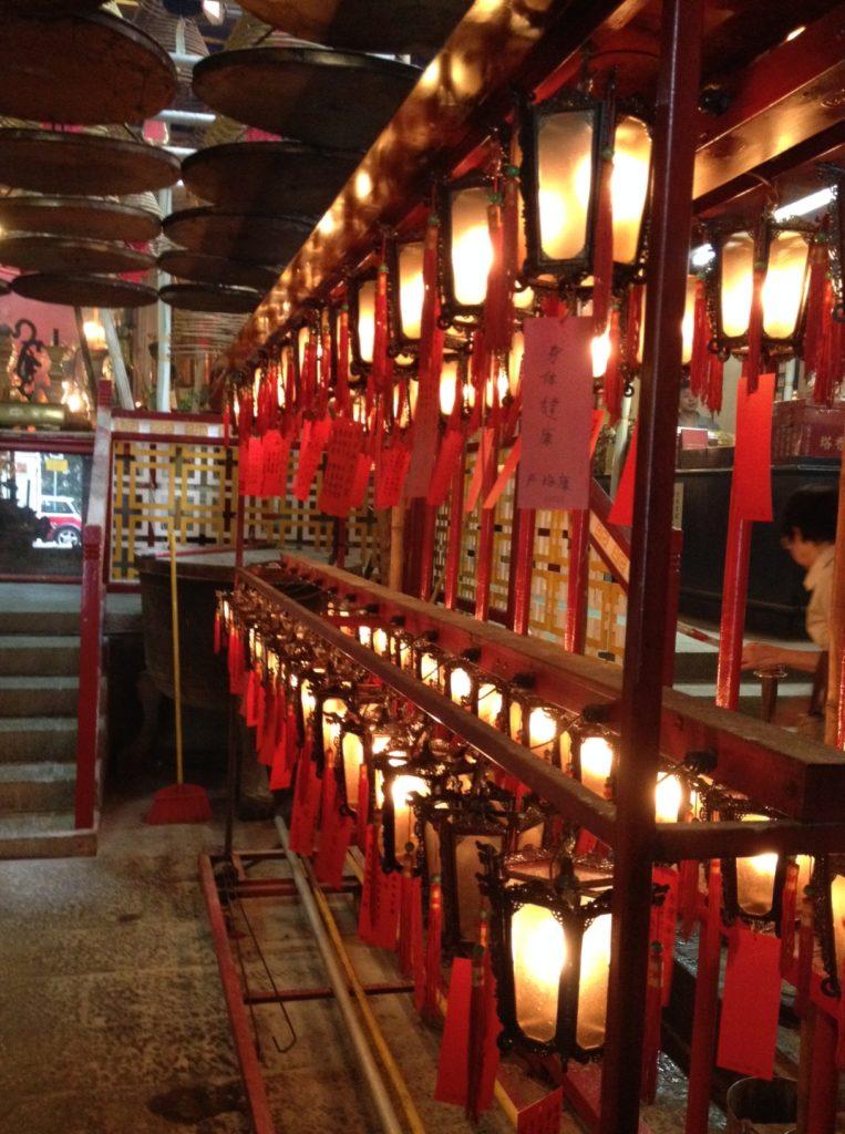 Tempio Central HongKong