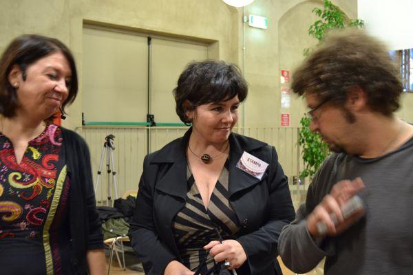 Laura Adani, Daniela Mugnai, Andrea Moretti