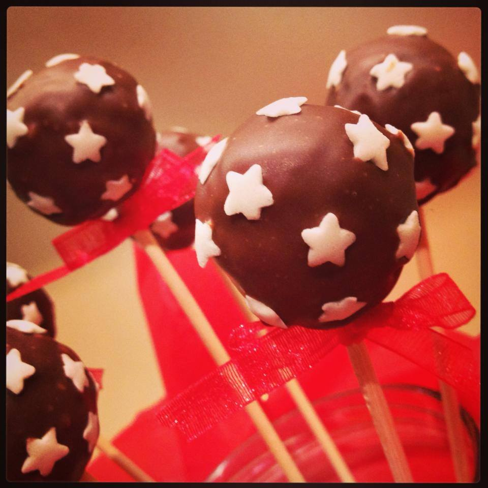 Cakepops Panettone