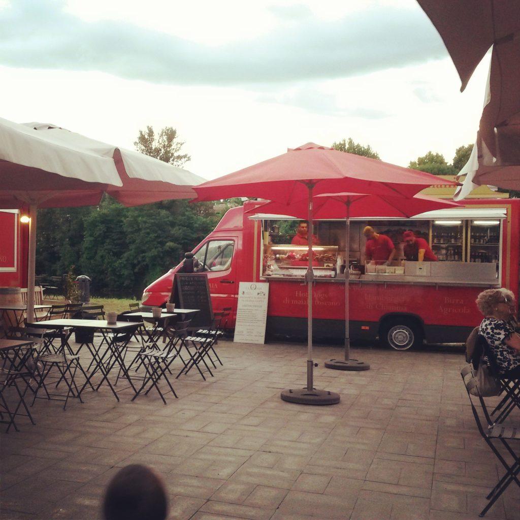 Hamburger Toraia Firenze