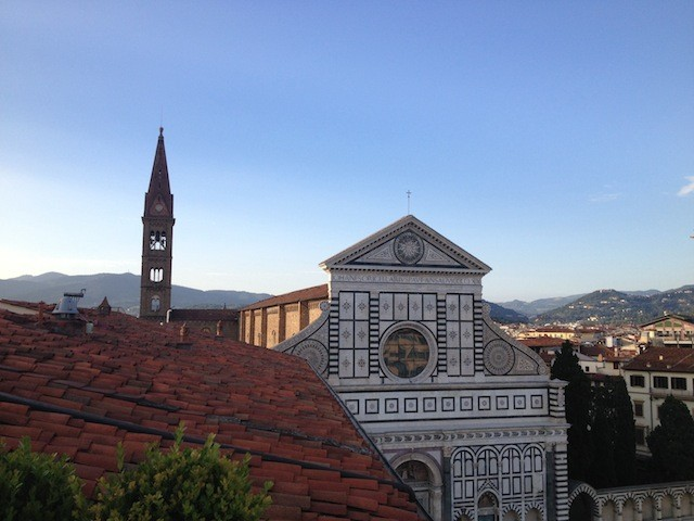 Terrazza Minerva Hotel Firenze