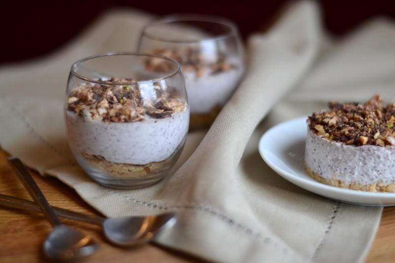 cheesecake torrone