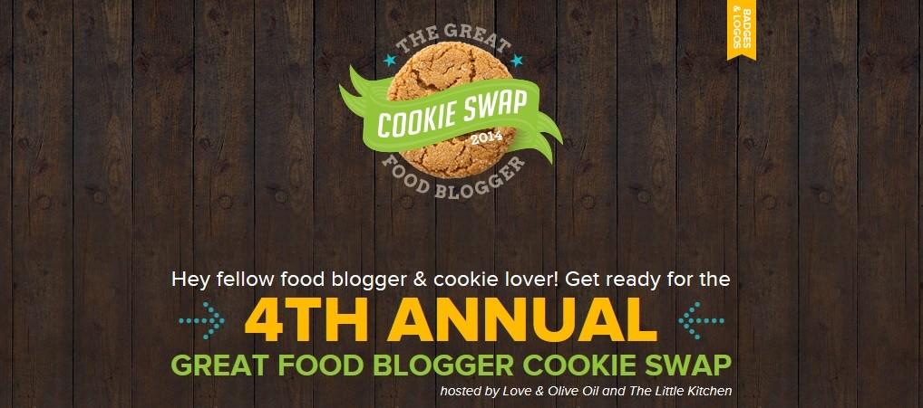 FoodBlogger cookieswap2014