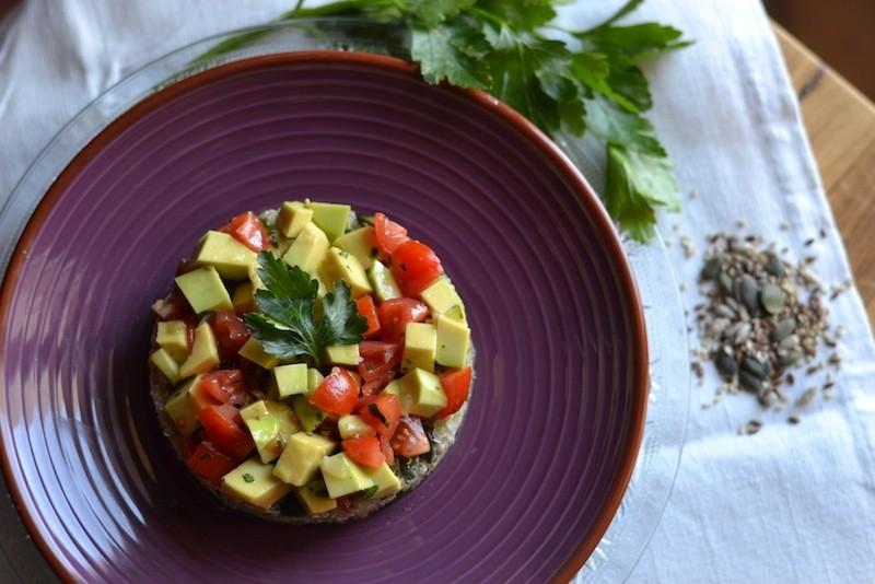 Quinoa Guacamole