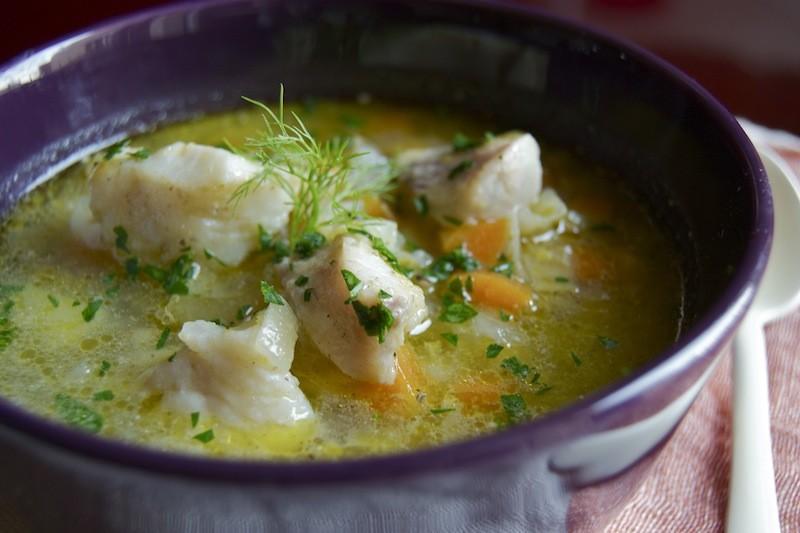 Zuppa di pesce Chelsea Market