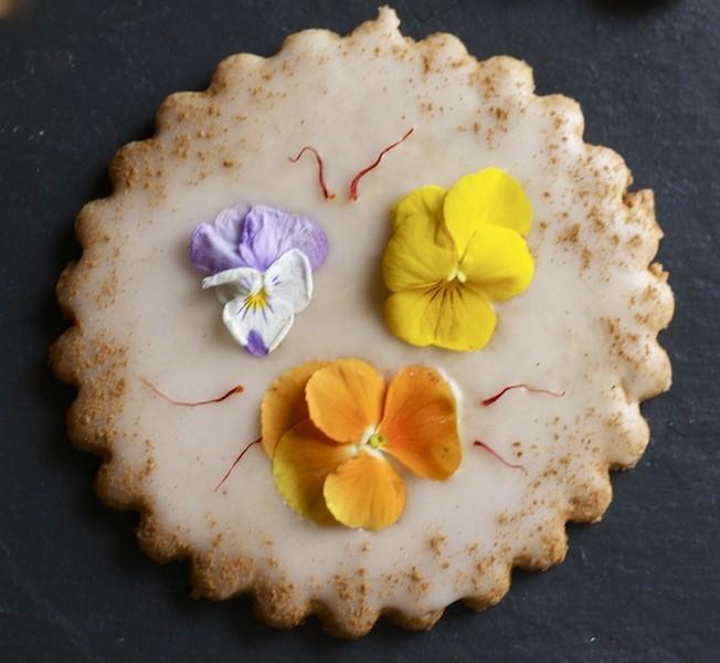 biscotti ai fiori