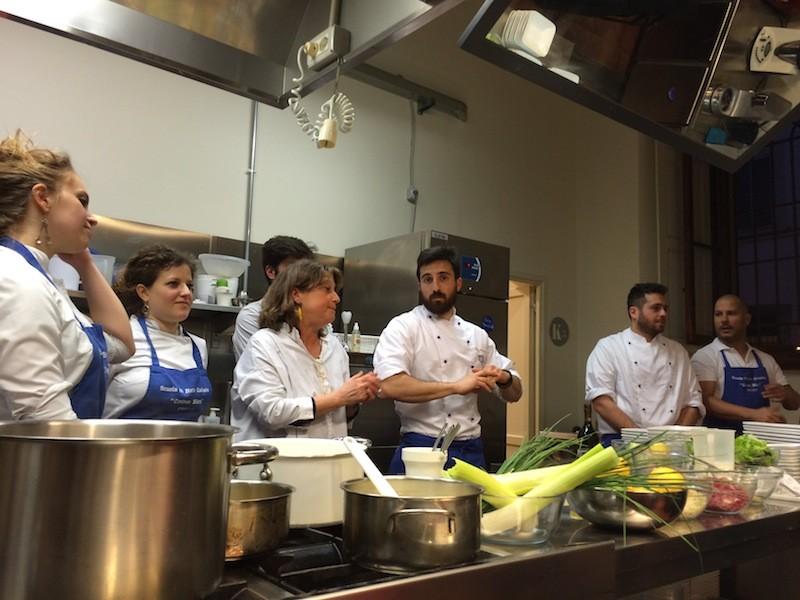 Cene con chef Cordon Bleu Firenze