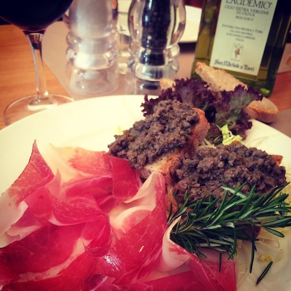 Antipasto San Michele all'Arco Firenze