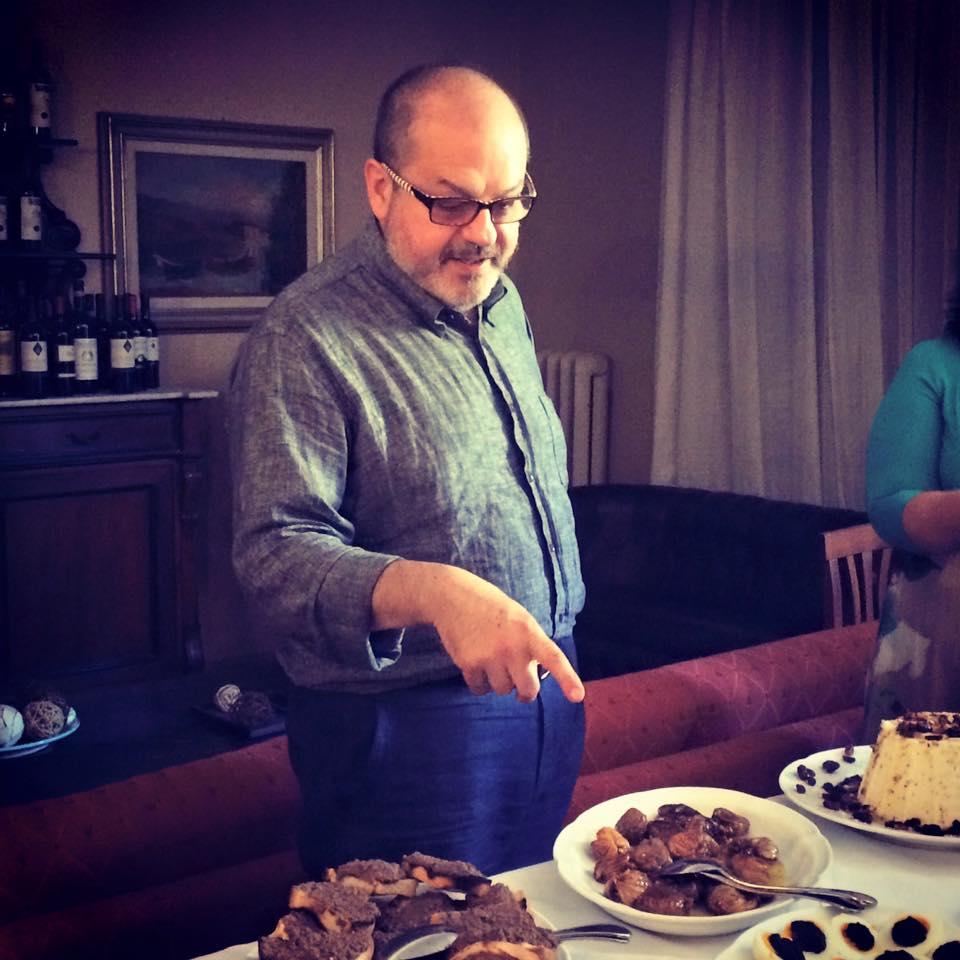Chef Luca Bertini