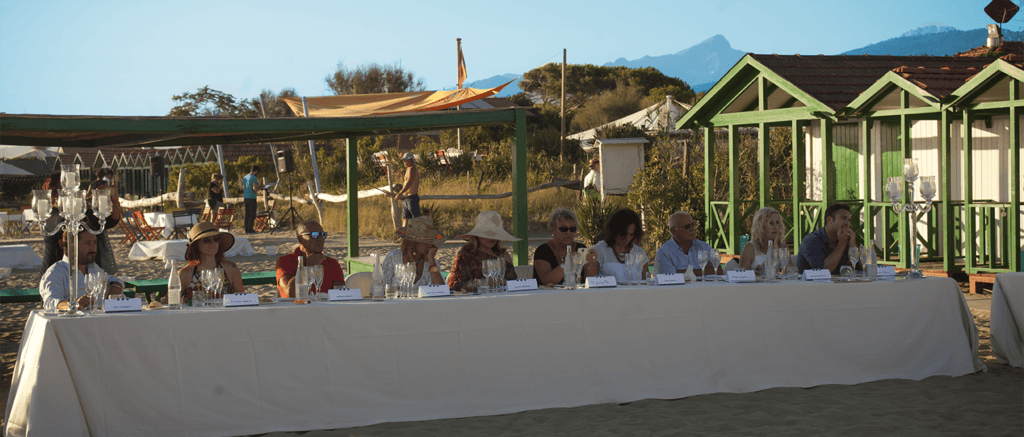 A Tavola sulla Spiaggia 2016 Forte dei Marmi