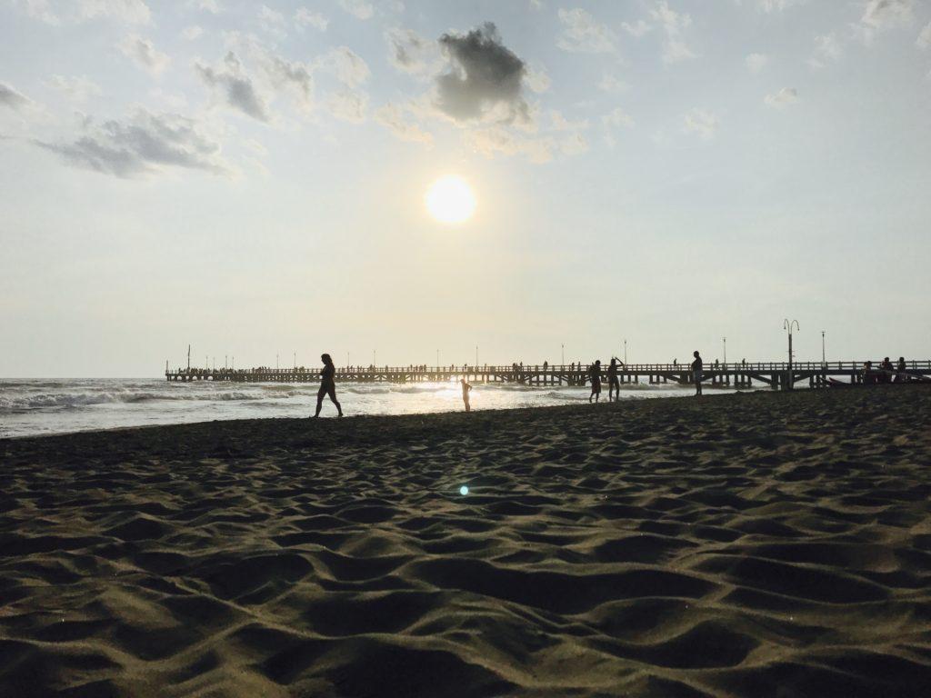 A Tavola sulla Spiaggia Forte dei Marmi