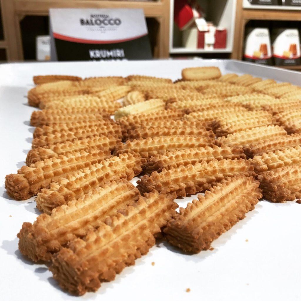 Biscotti Krumiri a FICO