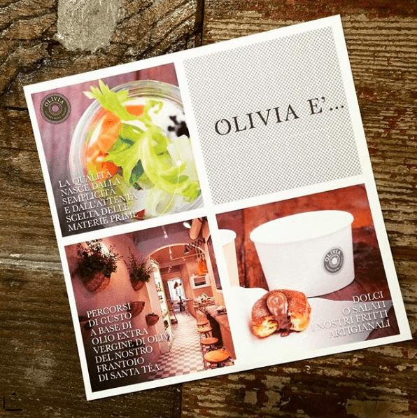Olivia ristorante Firenze