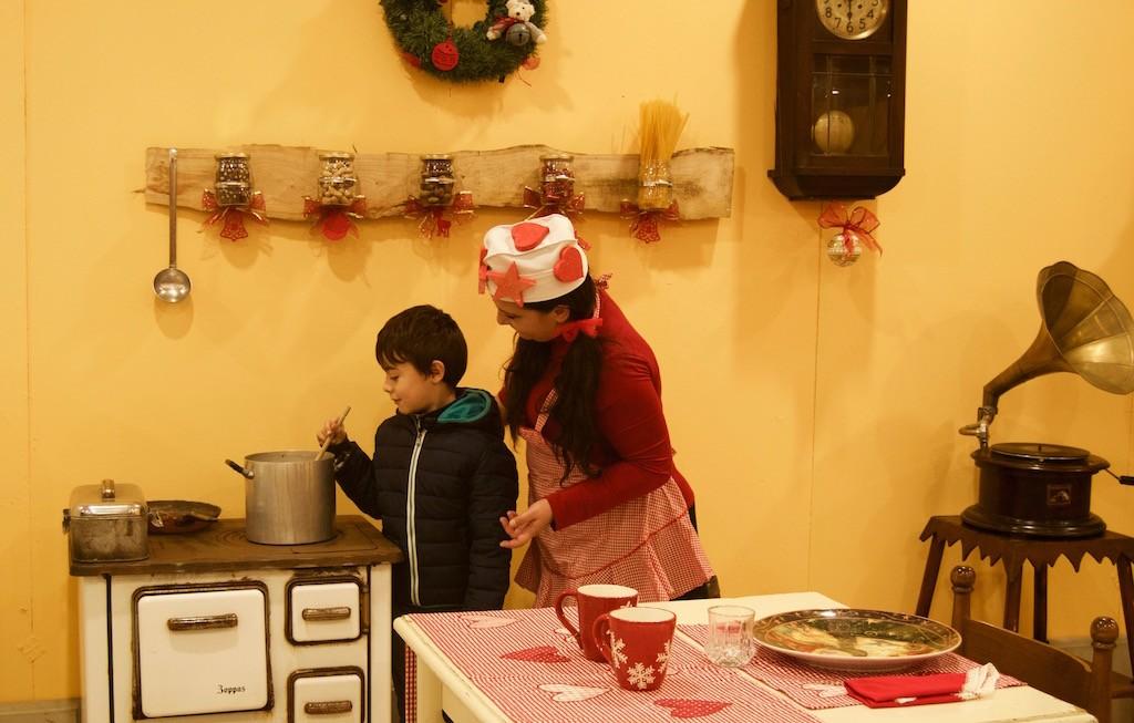 Paese di Babbo Natale a Chianciano Terme Casa di Babbo Natale
