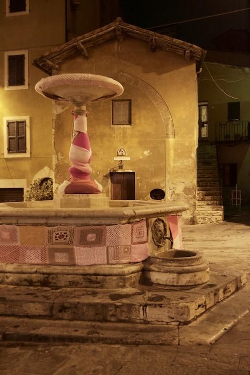 Paese di Babbo Natale a Chianciano Terme Chianciano piazza