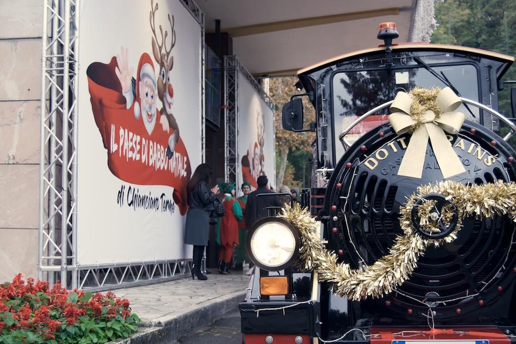 Casa Di Babbo Natale Chianciano.Il Paese Di Babbo Natale A Chianciano Terme