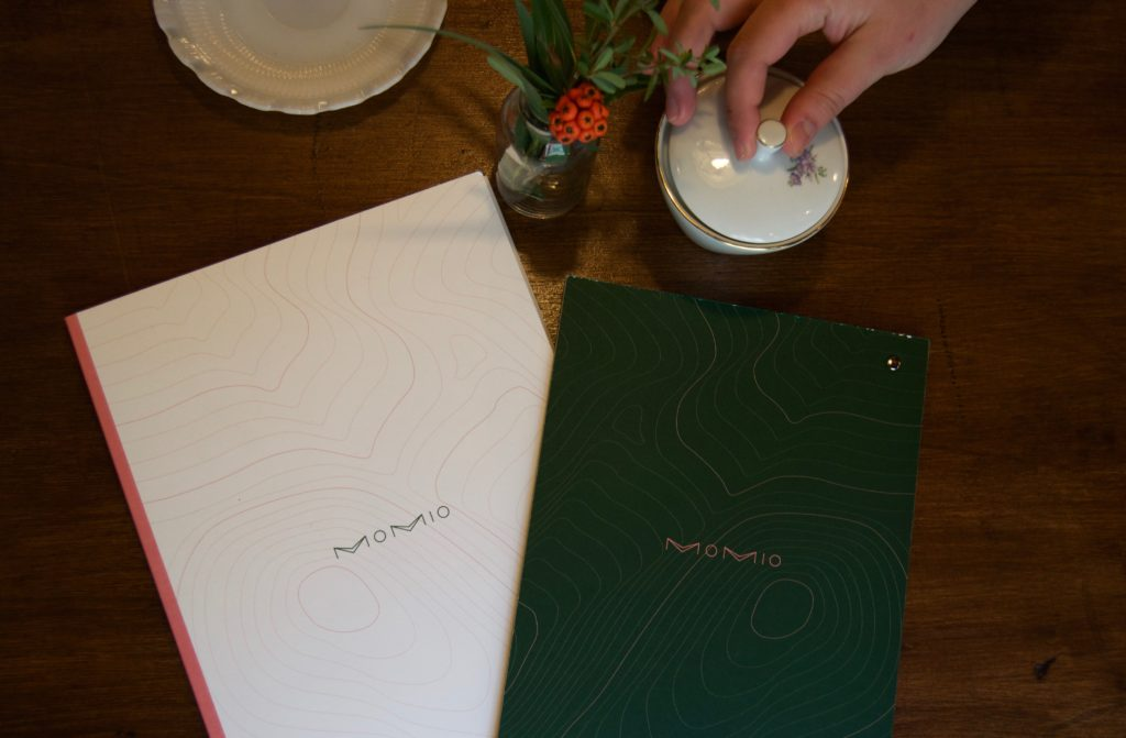 Momio Firenze menu