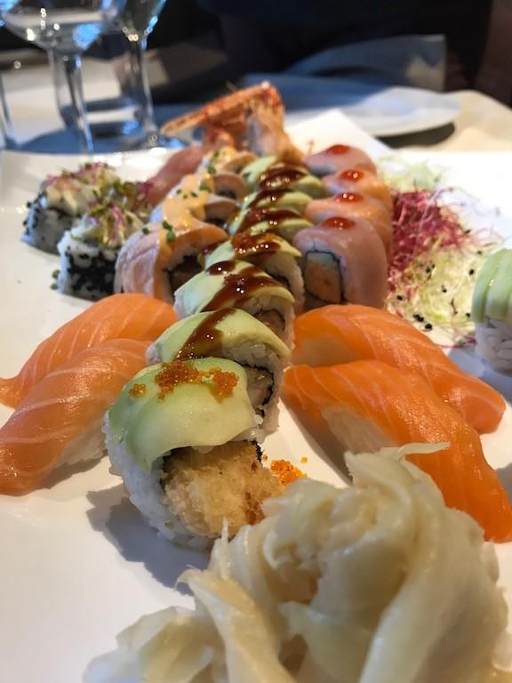 One Night in Beijing Firenze Sushi Bar
